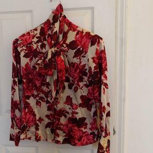 Brooks brothers 100% silk dress shirts